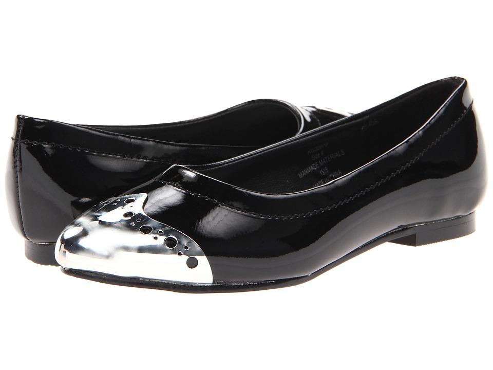 kensie girl Kids KG22979R Girls Shoes (Black)