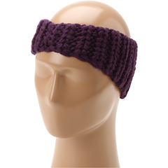 SALE! $16.99 - Save $11 on Echo Design Solid Ribbed Headband (Black Plum) Accessories - 39.32% OFF $28.00