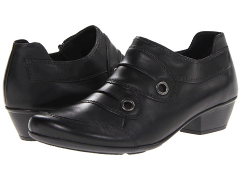 Rieker - D7317 Milla 17 (Schwarz Cristallino) Women's Shoes