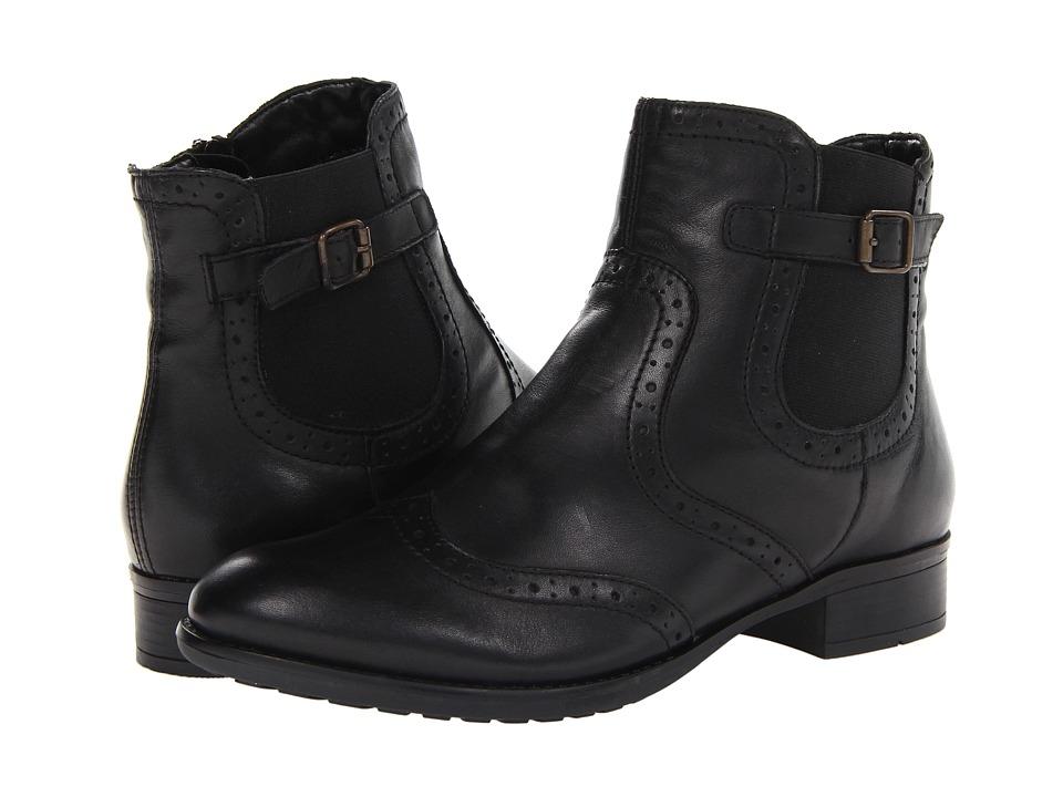 Rieker - R6470 Estefania 70 (Schwarz Cristallino/Samtcalf) Women's Shoes