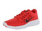 Nike Kids Free Run 5.0 (Big Kid) (Light Crimson/Gym Red/Black)