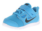 Nike Kids Free Run 5.0 (TDV) (Infant/Toddler) (Vivid Blue/Green Abyss/Black)