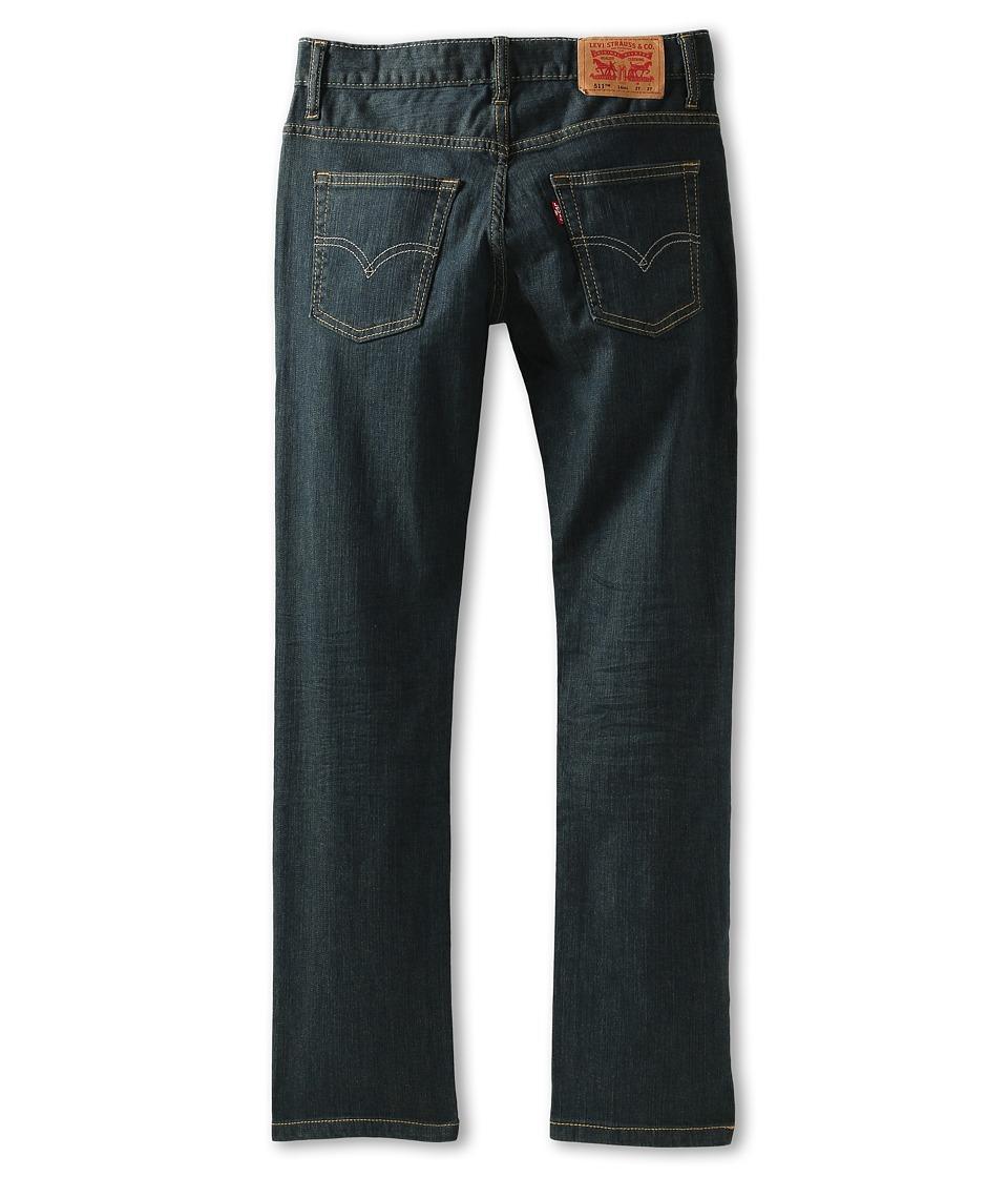 Levi's(r) Kids - 511tm Slim Jeans (Big Kids) (Vintage Fade) Boy's Jeans