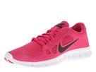 Nike Kids Free 5.0 (Big Kid) (Vivid Pink/White/Black)