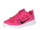 Nike Kids Free Run 5.0 (Little Kid) (Vivid Pink/White/Black)