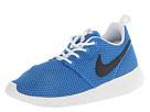 Nike Kids Roshe Run (Little Kid/Big Kid) (Photo Blue/Summit White/Wolf Grey/Black)