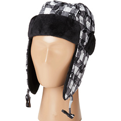 SALE! $11.99 - Save $18 on Obermeyer Kids Flap Hat (Toddler Little Kids) (B W Heartstrings) Hats - 59.36% OFF $29.50
