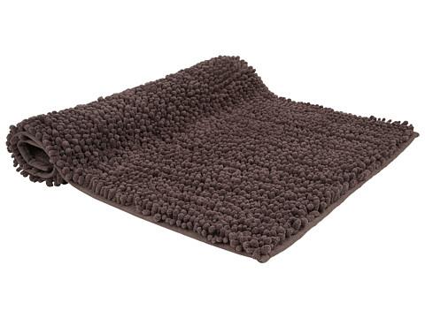 InterDesign Frizz Rug (Mocha) Bath Towels