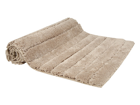 InterDesign - Verto Rug - Medium (Linen) Bath Towels