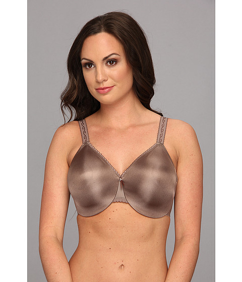 Wacoal - Simple Shaping Minimizer Underwire Bra 857109 (Cappuccino) Women
