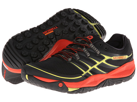 Merrell - Allout Rush (Black/Lantern) Men