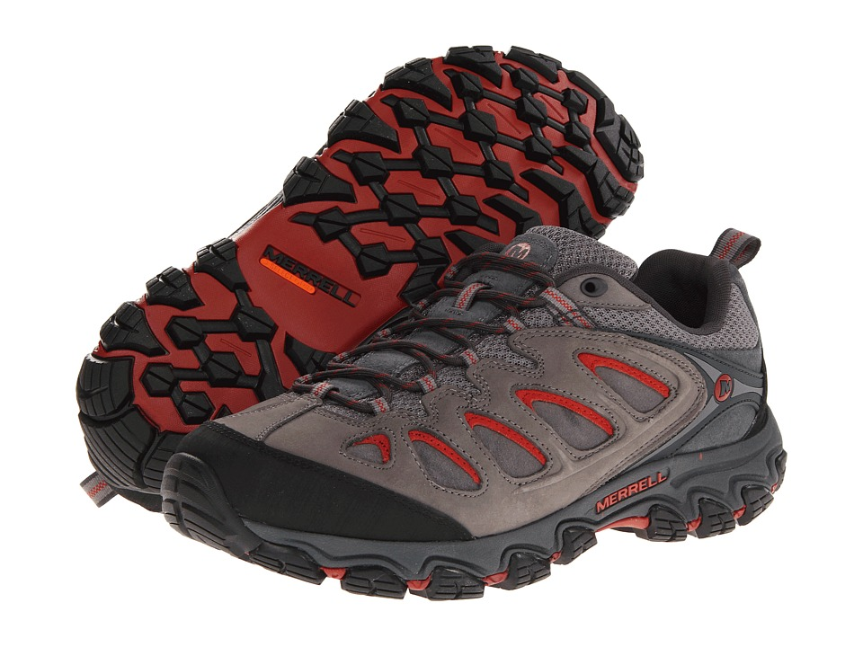 Merrell - Pulsate (Wild Dove/Castle Rock) Men's Shoes