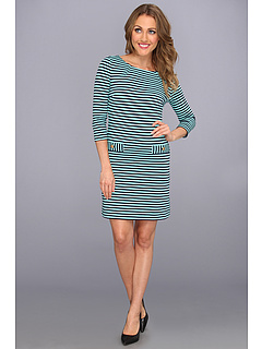 SALE! $104.99 - Save $83 on Lilly Pulitzer Charlene Dress (Tropez Blue) Apparel - 44.15% OFF $188.00