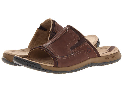 Merrell - Traveler Tilt Slide (Espresso) Men