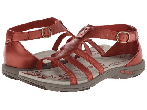 Merrell - Cantor Lavish (Red Ochre) Women's Sandals