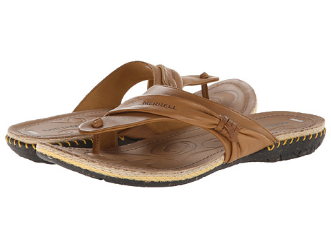 Merrell - Whisper Flip (Tea Leaf) Women