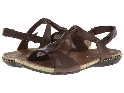 Merrell - Whisper Link (Brown) Women's Sandals