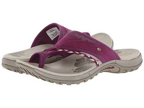 352b57df276 ... UPC 018465649955 product image for Merrell Hollyleaf (Dark Purple) Women s  Sandals