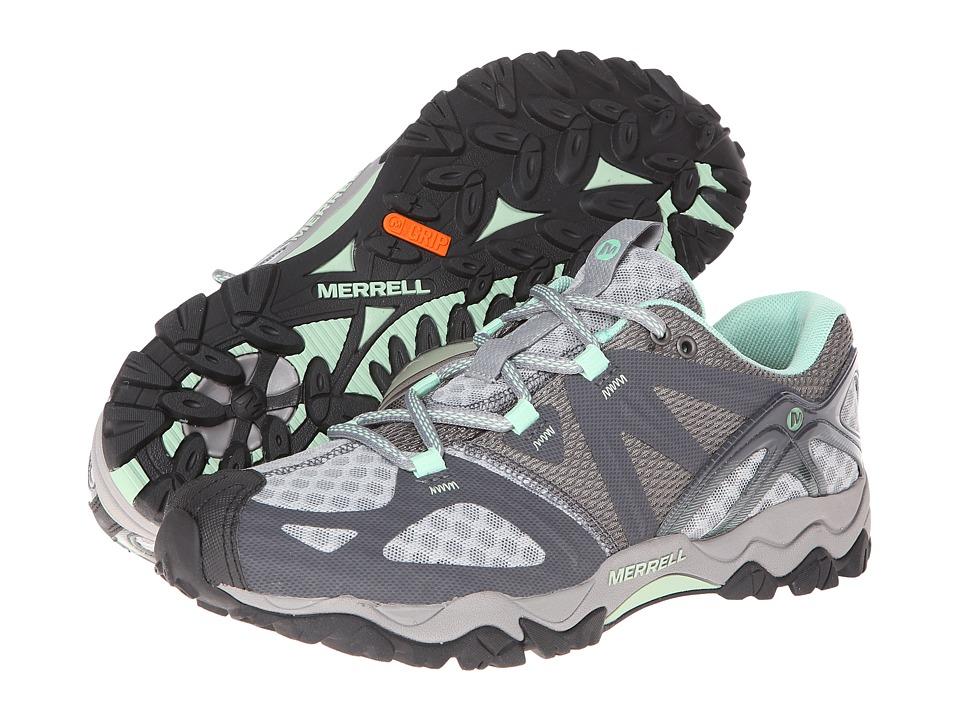 Merrell Women S Grassbow Air Hiking Shoes Granite
