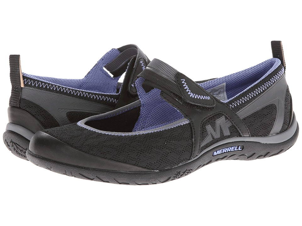 Merrell - Enlighten Eluma Breeze (Black) Women's Shoes