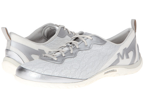 Merrell - Enlighten Shine Breeze (Silver) Women's Shoes