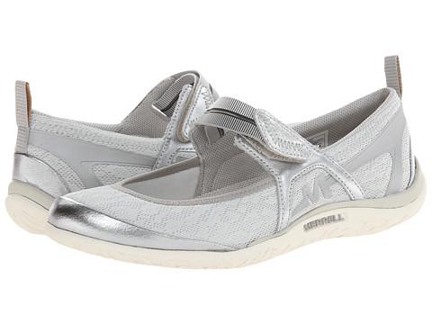 Merrell - Enlighten Eluma Breeze (Silver) Women's Shoes