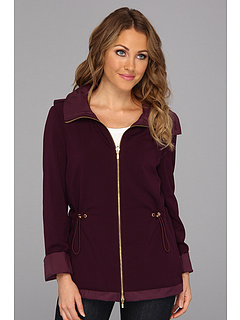 SALE! $94.99 - Save $75 on Calvin Klein Reversible Lux Stretch Jacket (Aubergine) Apparel - 43.96% OFF $169.50