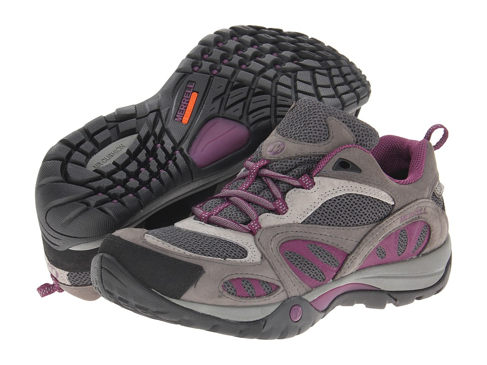 Merrell - Azura Waterproof (Castle Rock/Purple) Women's Shoes
