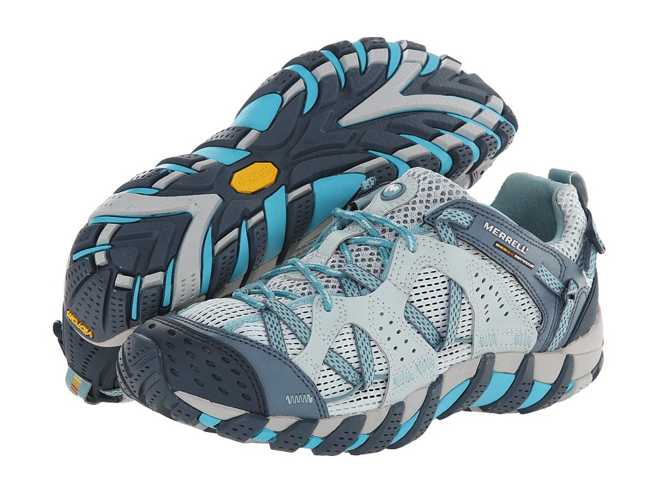 Merrell - Waterpro Maipo (Teal) Women's Cross Training Shoes