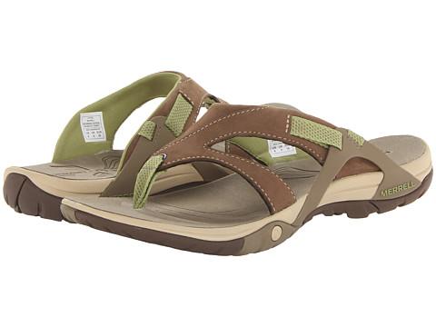 Merrell - Azura Flip (Otter) Women's Sandals