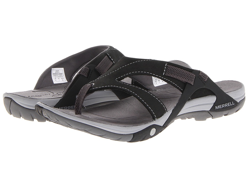 Merrell - Azura Flip (Black) Women's Sandals