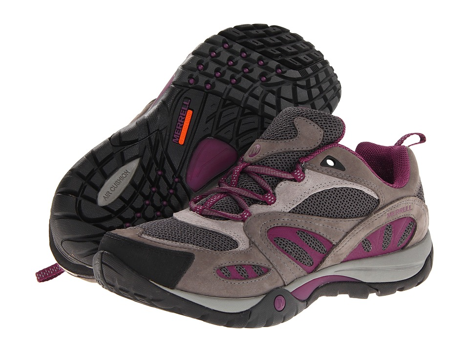 Merrell - Azura (Castle Rock/Purple) Women's Shoes