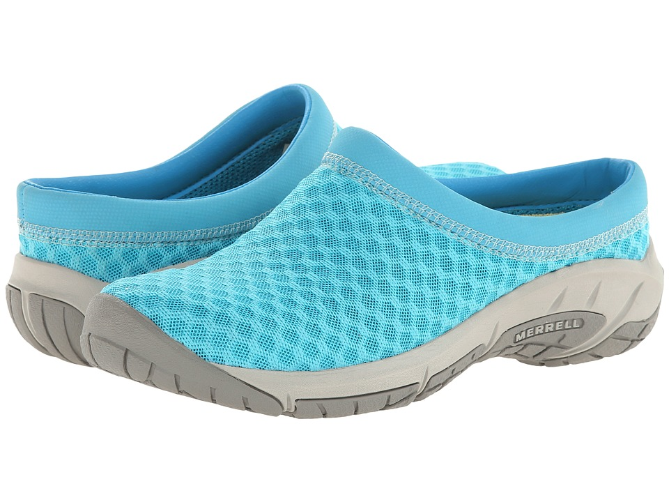 Merrell - Encore Lattice 3 (Scuba Blue) Women's Shoes