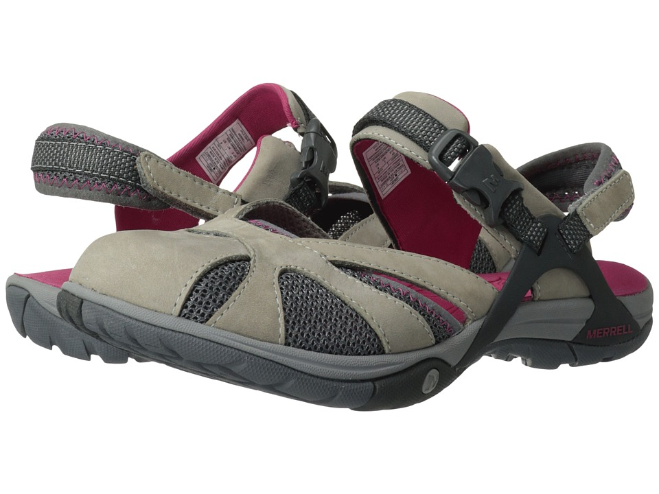 Merrell - Azura Wrap (Wild Dove) Women's Shoes