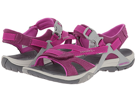 Merrell - Azura Strap (Dark Purple) Women's Shoes