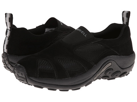 Merrell - Jungle Moc Ventilator (Black) Women's Shoes