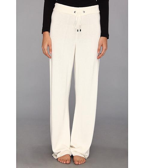 Calvin Klein - Wool Blend Sweater Pant (Birch) Women