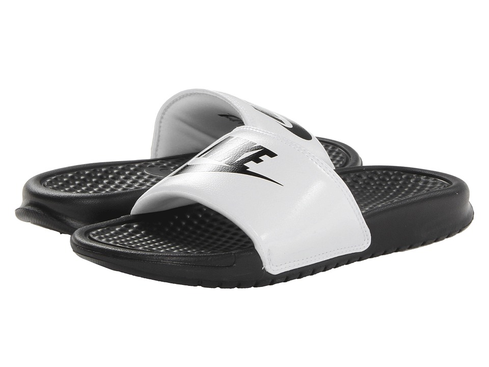 55a3a63a3744 ... UPC 826218815348 product image for Nike Kids Benassi JDI (Little  Kid Big Kid) ...