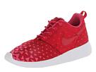 Nike Kids Roshe Run (Little Kid/Big Kid) (Gym Red/Vivid Pink/White/Black)