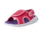 Nike Kids Sunray Adjust 4 (Infant/Toddler) (Pink Glow/Vivid Pink/White/Purple Venom)