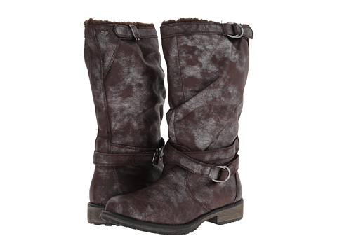 Roxy - Sullivan (Dark Brown) Women's Boots