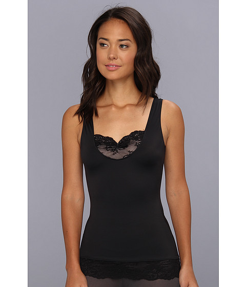 Assets by Sara Blakely - Sweetheart Tank (Black) Women's Pajama