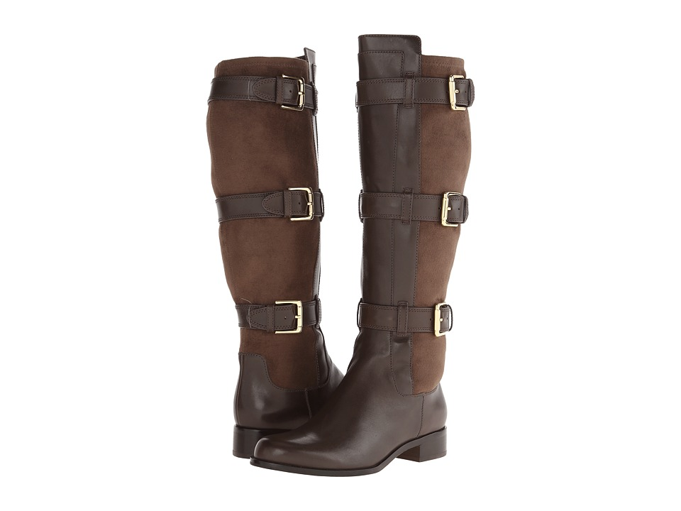 Cole Haan Avalon Tall Boot (Dark Chocolate) Women