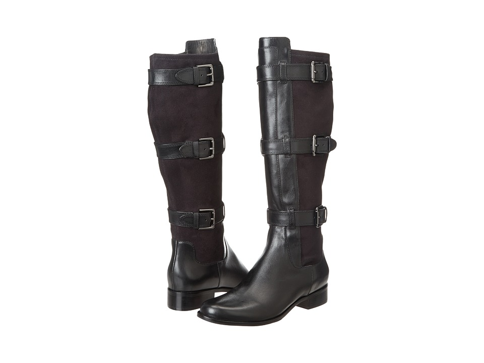 Cole Haan Avalon Tall Boot (Black) Women