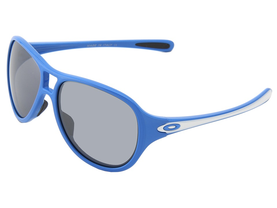 Oakley - Twentysix.2 (Brilliant Blue w/ Black Iridium) Sport Sunglasses