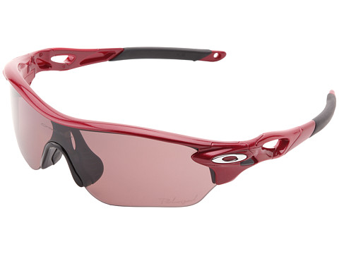 Oakley - Radarlock Edge (Groupie w/ OO Grey Polarized) Sport Sunglasses