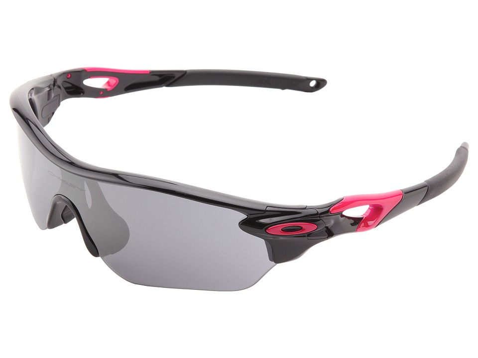 Oakley - Radarlock (Polished Black w/ VR28) Sport Sunglasses