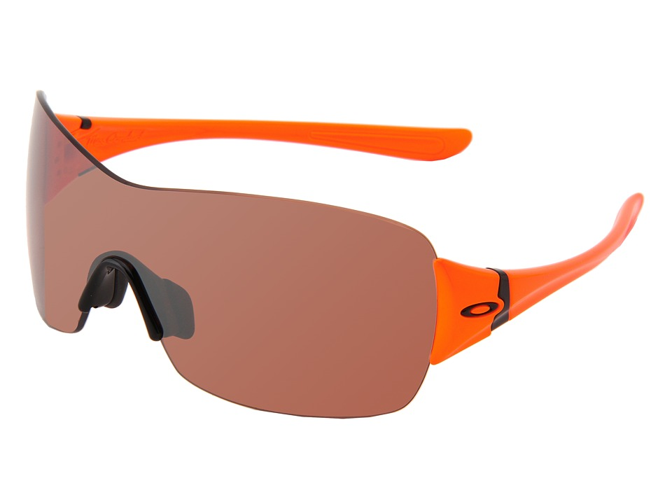 Oakley - Miss Conduct (Orange Flare w/ VR28 Black Iridium) Sport Sunglasses