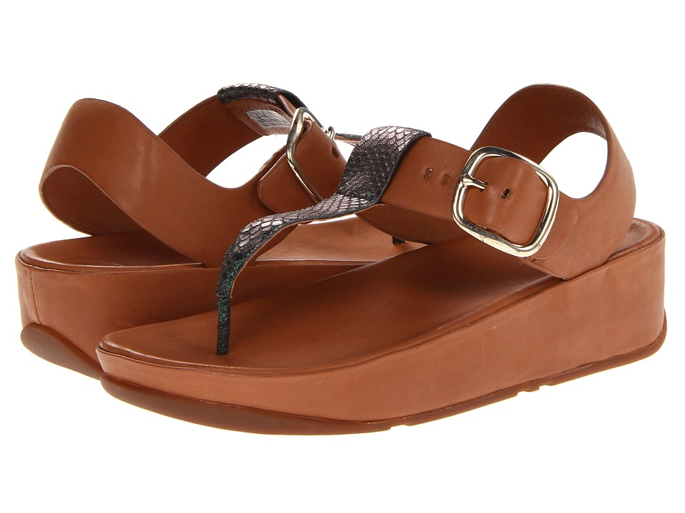 FitFlop - Tia (Tan) Women's Sandals