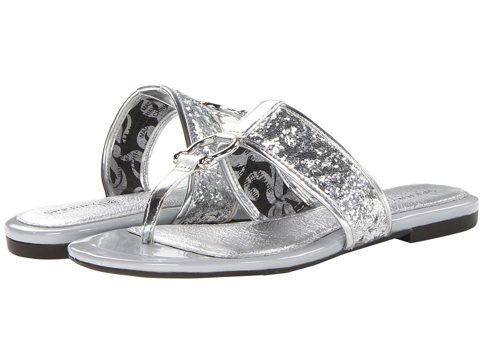Sperry Top-Sider - Carlin (Silver Glitter/Grey Patent) Women's Shoes